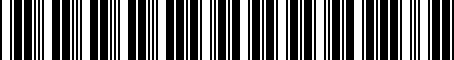 Barcode for 000019819C